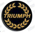 Triumph badge